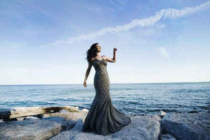www.isabelbayrakdarian.com  Promotional photo for singer Isabel Bayrakdarian, who will perform at ArtSpring on Friday.