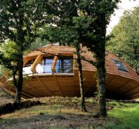 An example of a Domespace house, similar to what homeowners are planning to build on a Margaret Drive property.