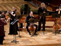Victoria Baroque Players in concert. The groups comes to ArtSpring on May 28.